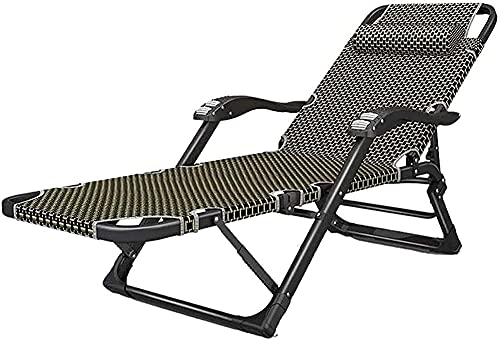 Sillón de sillón Plegable de sillón de Silla de Silla de Silla de Silla de Silla de Silla de Siesta/Silla Plegable para Silla Plegable Silla portátil