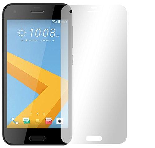 Slabo 4 x Bildschirmschutzfolie für HTC One A9s Bildschirmfolie Schutzfolie Folie Zubehör Crystal Clear KLAR