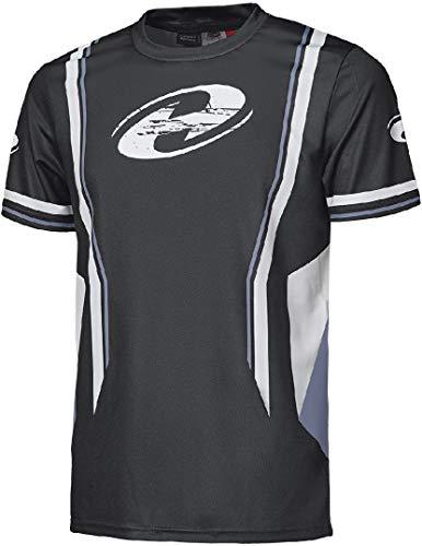 Held Active T-Shirt Schwarz/Weiß 4XL