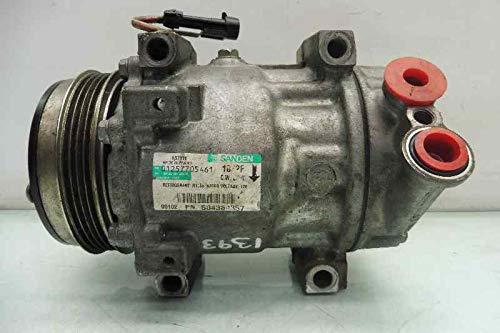 Compresor Aire Acondicionado F Ducato Caja Cerrada 33, Techo Elevado (06.2006) 504384357 01257705461 (usado) (id:armap824963)