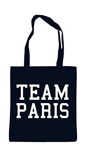 Certified Freak Team Paris Bag Black