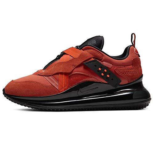 Nike Race Scarpe da corsa da uomo, arancione (Team Arancione/Nero-squadra Arancione), 40.5 EU