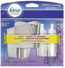 Top 10 Best febreze sleep serenity moonlit lavender Reviews