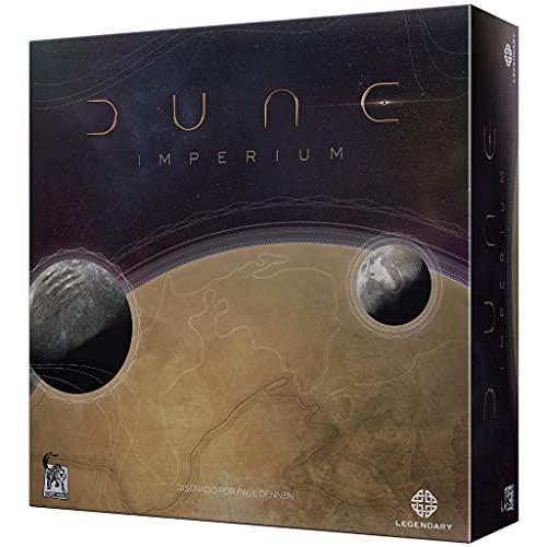 Edge Entertainment Dune Imperium - Juego de Mesa en Español