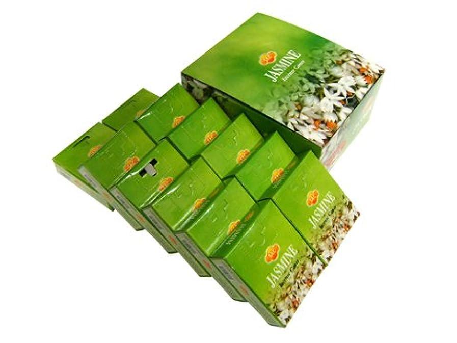 承認無許可付属品SANDESH SAC (サンデッシュ) ジャスミン香コーンタイプ JASMINE CORN 12箱セット