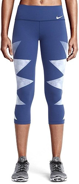 Nike Women's Legndry Ti Cpri Wtgls Eng 3 4 Length Tights