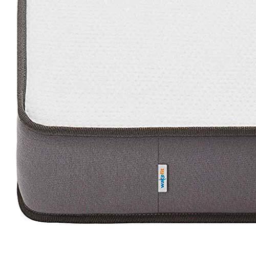 Wakefit Dual Comfort Mattress - Hard & Soft, Single Bed Size (72x36x5)