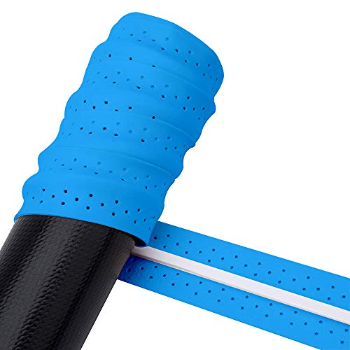 Over Grip para Tennis e Beach Tennis Azul 10 unidades