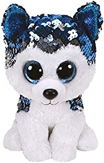 Ty - Beanie Boos - Flippables Slush Husky /toys