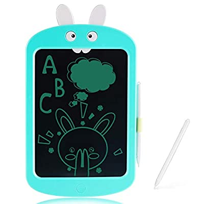 LODBY Baby Toys for 2 3 4 5 Year Old Boys Gifts Age 2-5, Electronics LCD Writing Board Easter Gifts for 2-6 Year Old Boys Birthday Gifts Age 2-4, LCD Drawing Board Writing Pad for Kids
