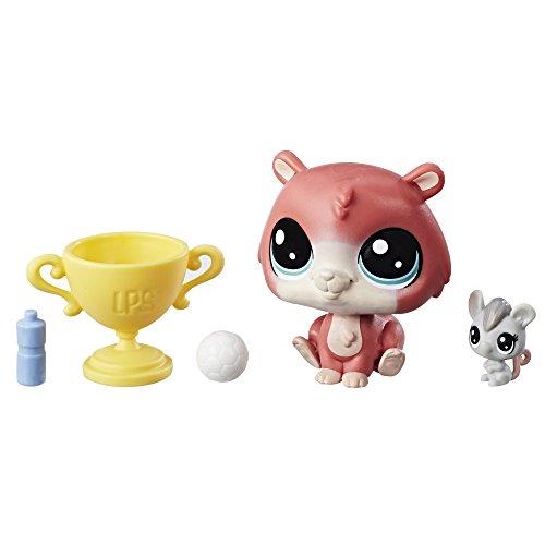Littlest Pet Shop Trip Hamston & Molly Mouseby