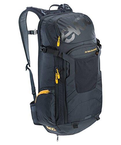 evoc FR Trail Blackline Rucksack 20l Black Größe S 2021 Outdoor Rucksack