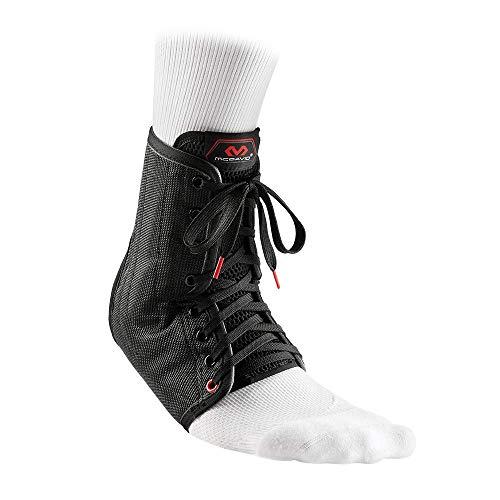 McDavid Fußgelenkstütze für Herren und Damen - Schwarz oder Weiß - Maximaler Schutz: Hilft Verstauchungen zu verhindern oder sich von diesen zu erholen