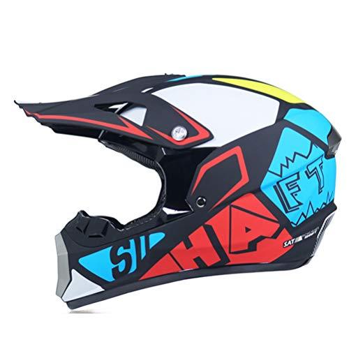 Cascos de motocross Casco de motocross Amazon Casco de motocicleta retro barato...