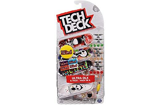 Tech-Deck - 96mm Fingerboards - 4-Pack - Blind Series 1