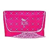 Pink Lady Wax - Cire premium pour peaux sensibles, Épilation vegan sans bandes polaires, Épilation à partir de 1 mm de longueur de cheveux, épilation du visage et bikini