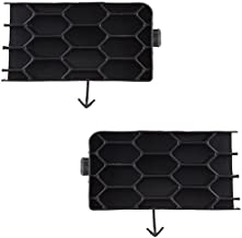 Koolzap For 04 05 06 xB Front Bumper Filler Grill Grille Assembly Left & Right Side PAIR SET