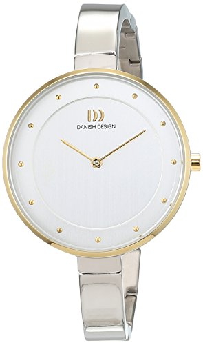 Danish Design Reloj Analógico para Mujer de Cuarzo con Corr