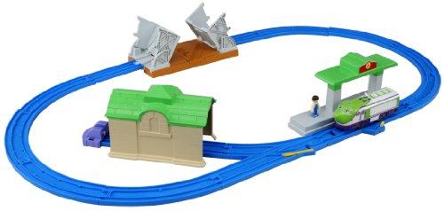 Plarail Chuggington - Koko and Drawbridge Starter Set (Model Train)