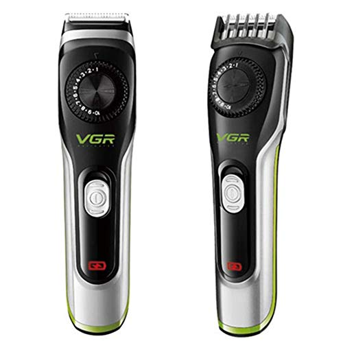 Heren Self-Service, E-Beard, trimmer, waterdichte elektrische clipper, trimmer voor mannen, quiet en beroep