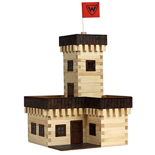 Walachia- Castillo de Verano Kits de madera (296) , color/modelo surtido