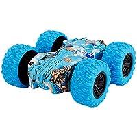 2022 Inertia Double Side Stunt Graffiti Road Model Car Toy