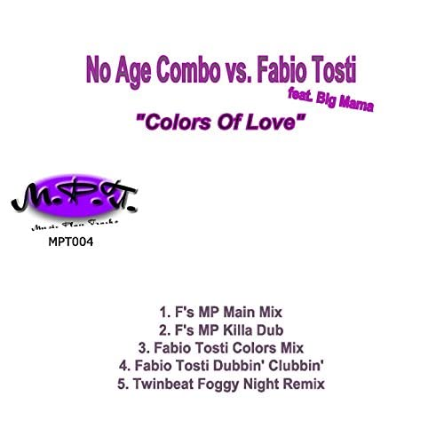 No Age Combo, Fabio Tosti feat. Big Mama