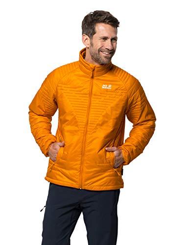 Jack Wolfskin Herren Ultimate Argon Jacke, rusty orange, L, 1205321