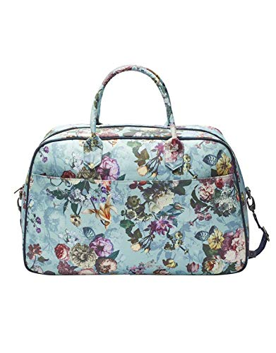 ESSENZA Reisetasche Fay Fleur Blumen Polyester Blau, L