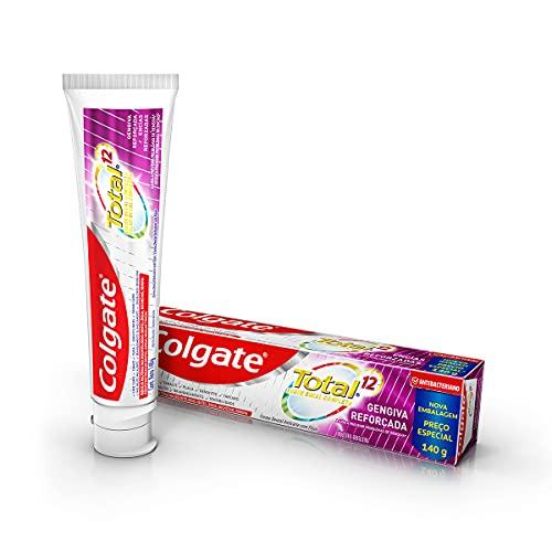 Creme Dental Colgate Total 12 Professional Gengiva reforçada 140g