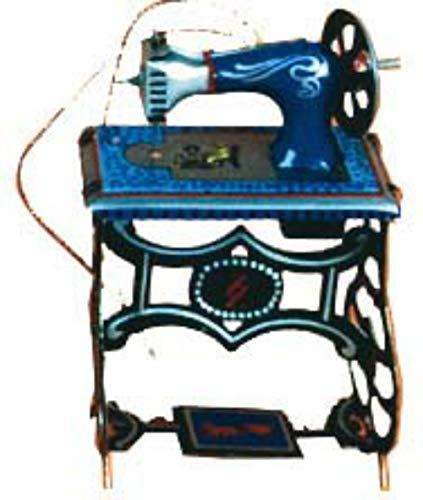 Juguete Infantil Decorativo de Hojalata Mini Maquina DE Coser. Máquinas a Escala. Juguetes y Juegos de Colección. Regalos Originales. Decoración Clásica