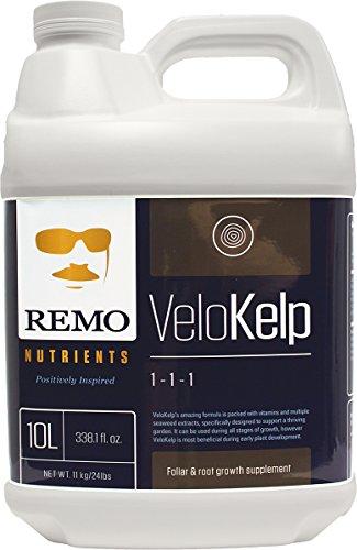 Remo Nutrients RN71740 Remo VeloKelp Nährstoff, 10 l, Weiß