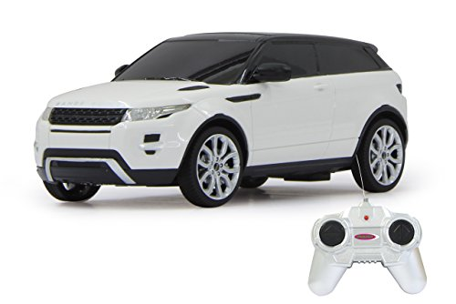 Jamara 404480 Voiture Range Rover Evoque Deluxe 1:24 27 MHz
