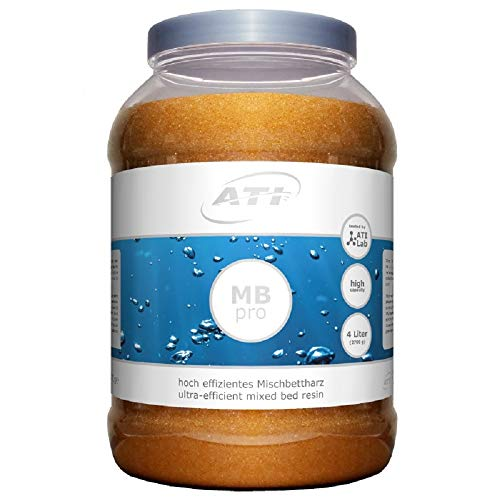 ATI MB pro (Ultra-efficient Mixed Bed Resin) Mischbettharz 4 Liters / 2700gr