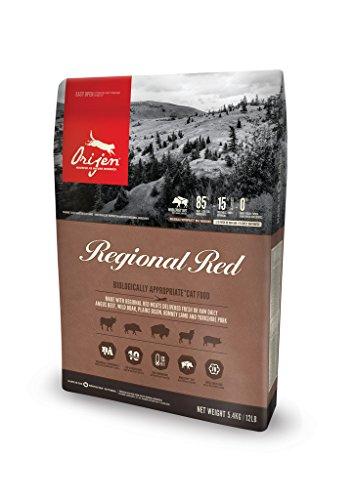 Orijen Regional Red Cat Whole Prey Probepackung - 340 g