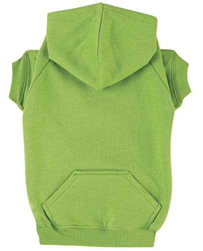 Zack & Zoey Basic Hoodie for Dogs, 12' Small,...