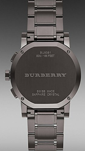 Burberry Montre Homme BU9381