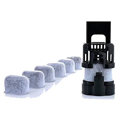 Set of 12 Charcoal Water Filters, Replacement Water Filters, for Keurig Coffee Machines