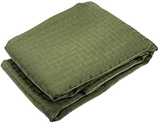 Mainstays Hyde Tablecloth 60X84 Mastic Green