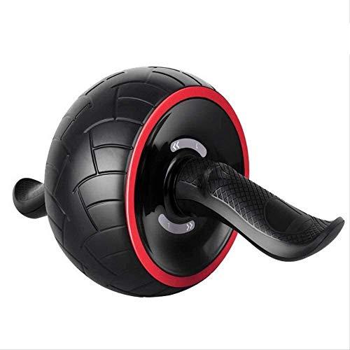 YYhkeby NO Logo Ab Bauch Roller Rad Bauchtrainer Rad-Rolle Setabdominal Rad Übung Abdominal Fitnessausrüstung Haus Roller Bauch Fitness Jialele (Color