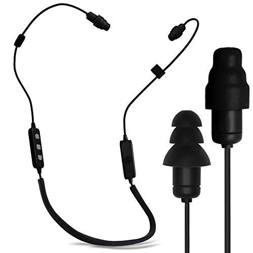 Plugfones Liberate 2.0 Wireless Bluetooth Earplug Earbuds