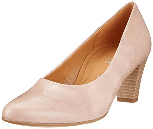 Gabor Shoes Damen Comfort Basic Pumps, Mehrfarbig (Antikrosa), 38.5 EU