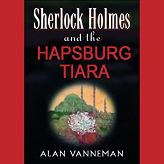 Sherlock Holmes and the Hapsburg Tiara cover art