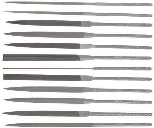 12 in Crescent Nicholson ® NICHSC 12 Main Second Cut File 300 mm environ 30.48 cm