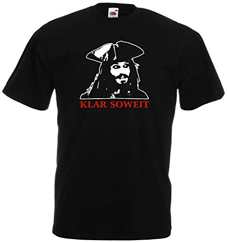 Jack Herren T-Shirt Fluch der Karibik