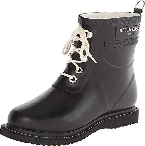 Ilse Jacobsen Damen Gummistiefel | Schuhe aus 100% Natur Bio Gummi | Garantiert PVC frei | Kurze...