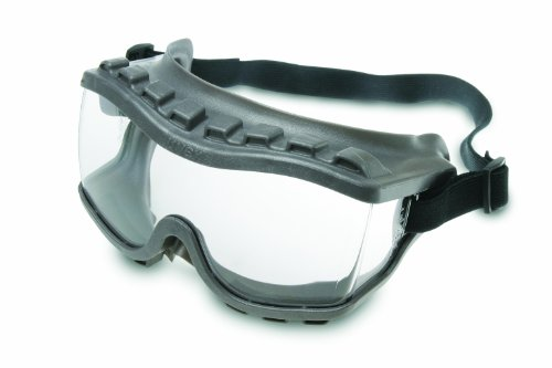 Bacou-Dalloz S3815 Strategy Safety Goggles With Fabric Band