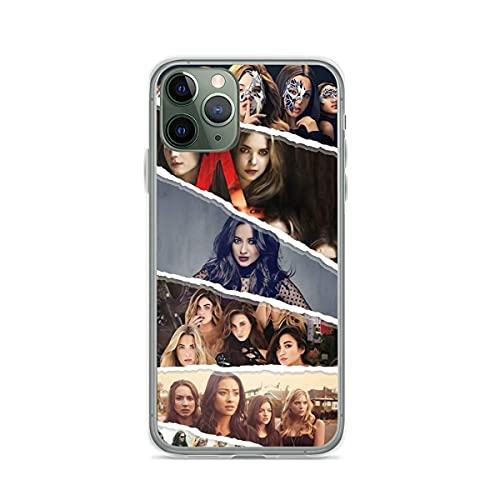 Pretty Little Liars Cajas del Teléfono para iPhone Samsung Xiaomi Redmi Note 10 Pro/Note 9/Poco M3 Pro/Note 8/Poco X3 Pro Funda