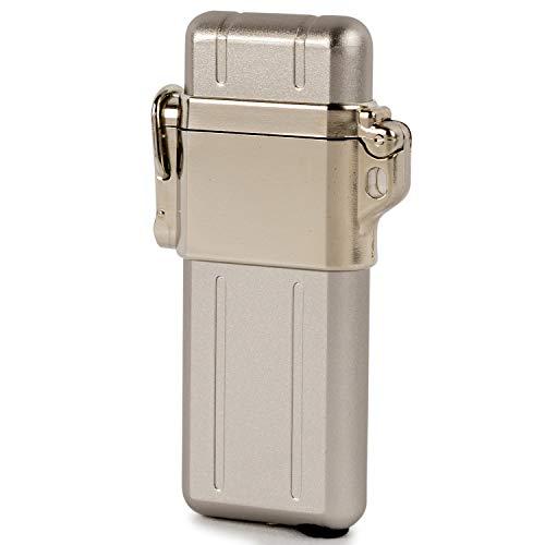 WINDMILL(ウインドミル)ライターAWL-10ターボ防水耐風仕様シルバー307-000174(h)x39x13mm