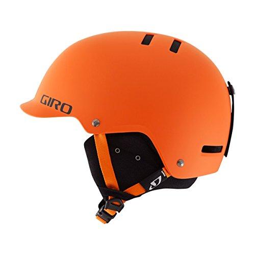 Giro Surface S Snowboard Ski Helmet Matte Black Large
